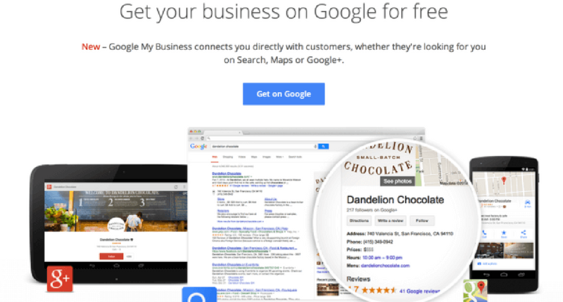 Google Ranking with Google My Business for medical clinics
